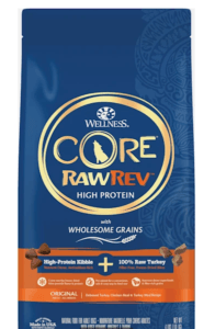 Wellness Raw Rev Dog Food
