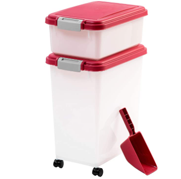 Dry Dog Food Storage Container