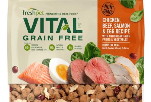 Vital Dog Food